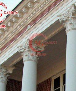 Hoa văn trang trí cột trụ quận Gò Vấp 9