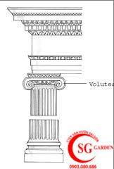 Điêu Khắc Hoa Văn Hy Lạp Và Cột Trụ Hy lạp 8