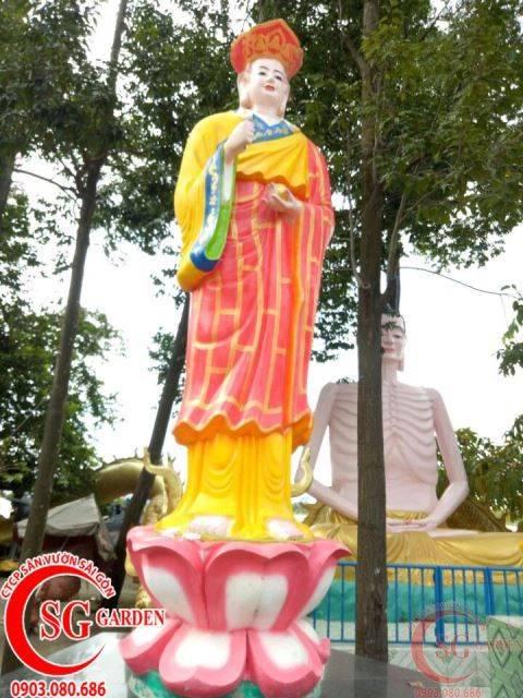 Mẫu tượng Phật composite 2