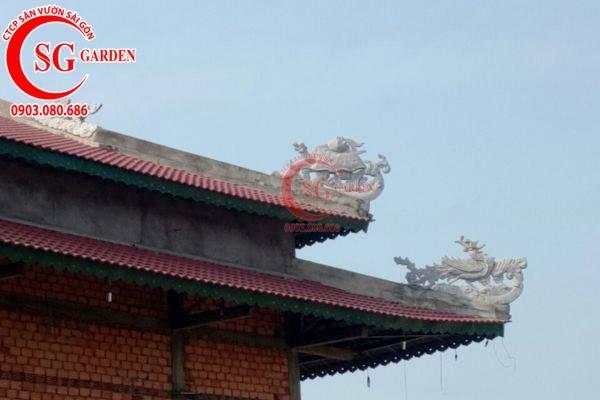 Thi công chùa Vạn Quang huyện Cát Tiên tỉnh Lâm Đồng 10