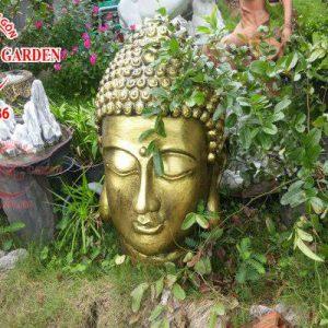 Tượng Đầu Phật Composite