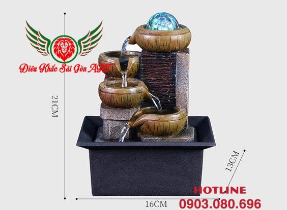 Đài phun nước mini 2